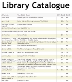 Library Catalogue Thumb